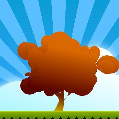 albero felice