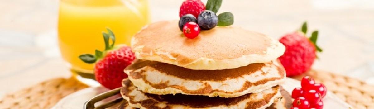 Il mio mondo pancakes