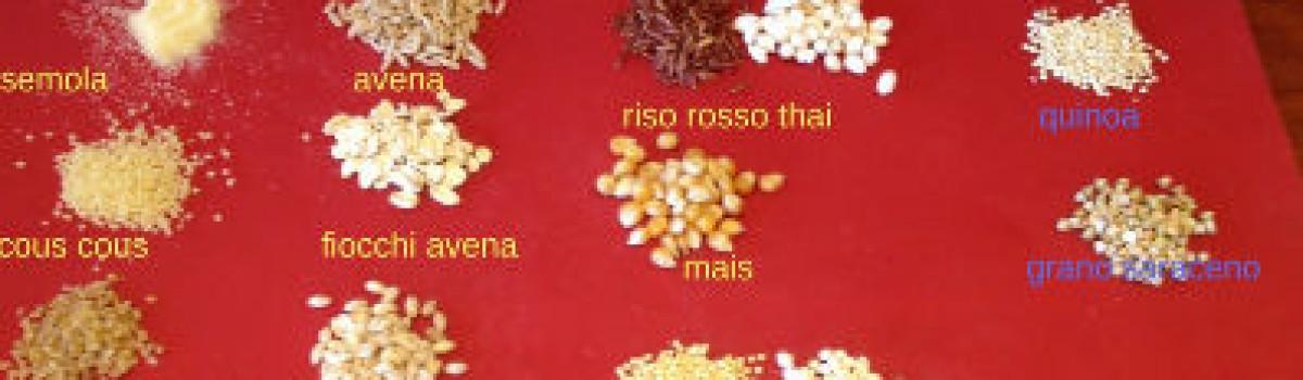 Cereali o pseudocereali