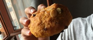 Tommaso ed il pane alla zucca
