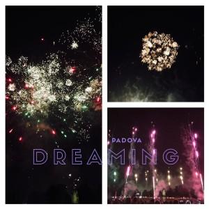 . . #estate #ferragosto #fuochidartificio #padova #dreaming #dream #festa