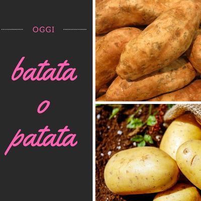 differenze batata e patata