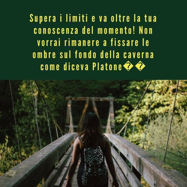Motivation saturday!  platone go limiti avantitutta sabato frasedelsabato runninghellip